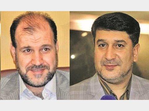 بازداشت دو نماینده