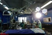 نخستین جراحی مغز بدون شکافتن جمجمه در اراک انجام شد