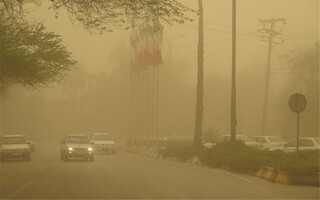 هوای آلوده سیستان