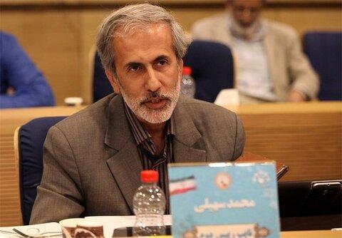دکتر محمد سهیلی