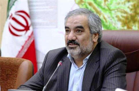 استاندار کردستان بهمن مراد نیا