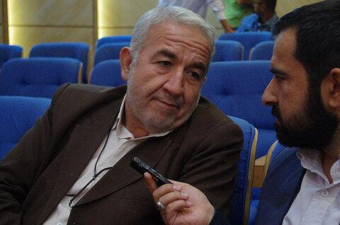 محمدرضا اورانی - جهاد کشاورزی خراسان رضوی
