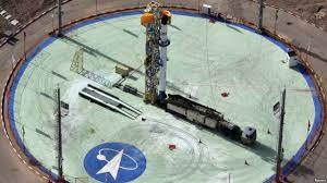سایت پرتاب ماهواره