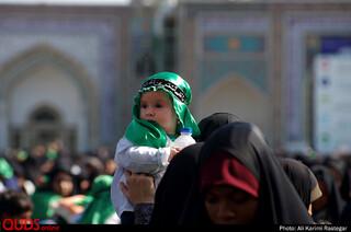 محفل شیرخوارگان حسینی
