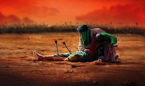 شهادت حضرت علی اکبر(ع)