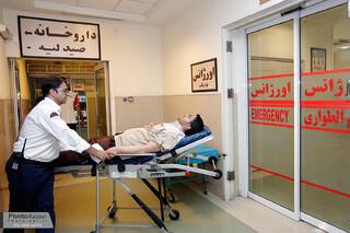 آمادگی پایگاه های فوریتهای پزشکی حرم