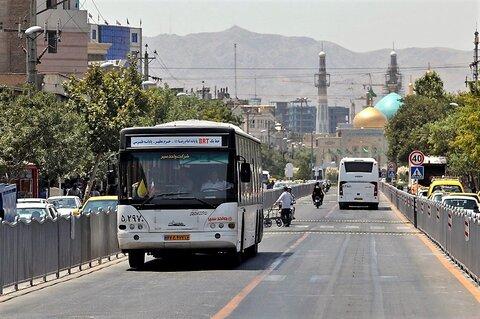 خدمات اتوبوس و مترو