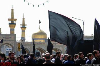 عزاداری عاشورای حسینی مشهد مقدس