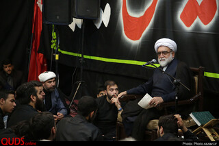 حضور و سخنرانی تولیت آستان قدس رضوی در مجتمع مهدیه مهرآباد مشهد
