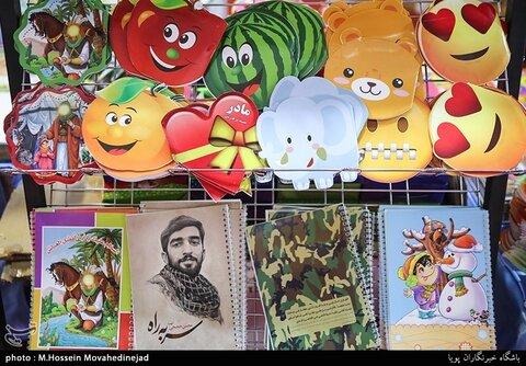 نمایشگاه نوشت افزار ایرانی