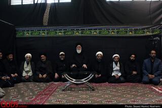 تجمع عظیم بانوان رهروان زینبی(س)درمشهد