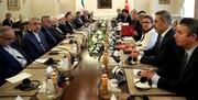 روحانی: پیشرفتهای خوبی برای گسترش همکاریهای دفاعی ایران و ترکیه حاصل شده است