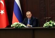 اردوغان: برخی اظهارنظرها از جانب ایران در خصوص عملیات سوریه مرا ناراحت کرد!