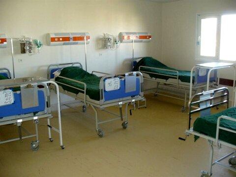 کمبود تخت بیمارستانی