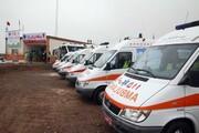 شهرستان مشهد نیازمند ۴۵ پایگاه جدید و ۶۲ آمبولانس فعال است