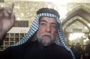 """موکب و خانه هایمان دراختیاز زائرین امام حسین""""ع"""" است"""