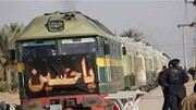 افزایش قطار های اربعین از سمنان