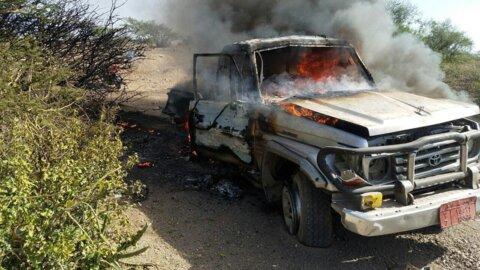 حمله آل سعود به مردم بی دفاع یمن