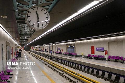 مدیرعامل شرکت بهرهبرداری قطارشهری مشهد