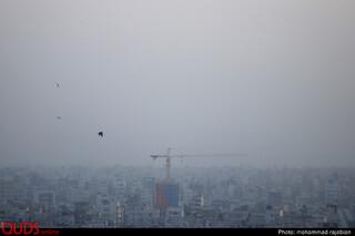 آلودگی شدید هوای مشهد