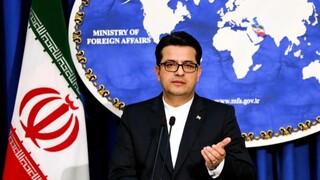 سخنگوی وزارت امور خارجه موسوی