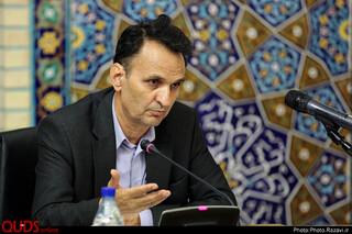 دیدار هیأت رئیسه دانشگاه فردوسی مشهد با تولیت آستان قدس رضوی