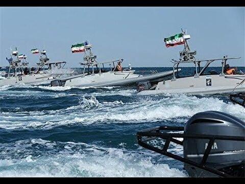قایق های تندروی سپاه