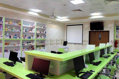 دانشکده داروسازی دانشگاه علوم پزشکی مشهد