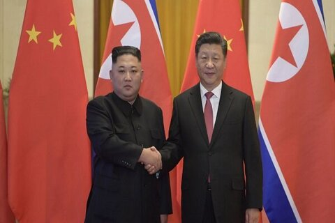 چین کره شمالی