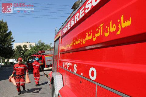 سازمان آتش نشانی آتشنشان آتش نشان