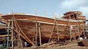 شناورهای صنعتی رقیب کشتیهای سنتی/صنعت لنج سازی بهگلنشسته است