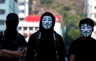 ماسک هنگ کنگ