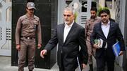حسین فریدون در زندان اوین پذیرش شد