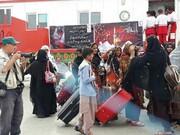 بقاع متبرک خراسان جنوبی پذیرای زائران پاکستانی