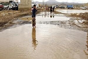 سیل یمن