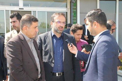 حسین فاضلی هریکندی رییس کل دادگستری استان البرز
