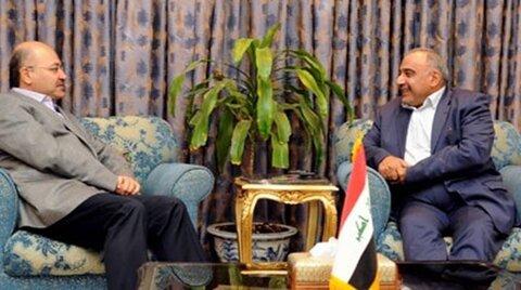 صالح و عبدالمهدی