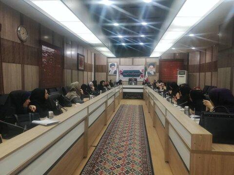 اصحاب رسانه در پارلمان زنان خوزستان