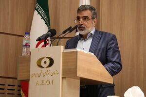 بهروز کمالوندی سازمان انرژی اتمی ایران
