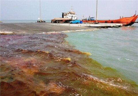 آلودگی نفتی خلیج فارس