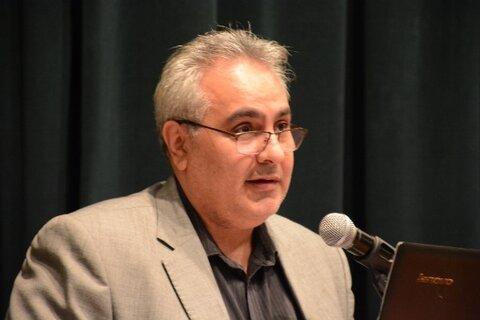 حسین حمیدی رئیس دانشکده دامپزشکی دانشگاه شهید چمران اهواز