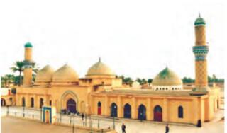 مقبره و بارگاه سلمان فارسی