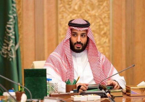 بن سلمان ولیعهد سعودی