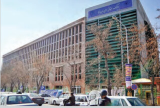 پارکینگ طبقاتی ابن سینا مشهد