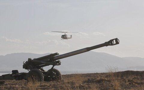 مانور نیروی زمینی ارتش