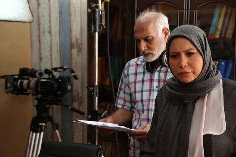 فریبا نادری در سریال ستایش 3