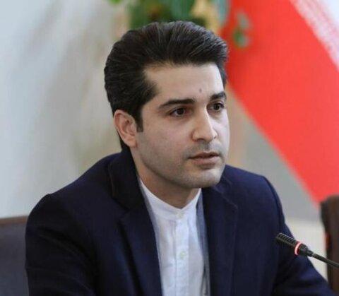 مشاور امور بین الملل شهرداری مشهد