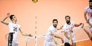 تیم والیبال ایران برابر ساموراییها تسلیم شد