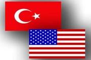 ترامپ از تحریم شدید ترکیه سخن گفت