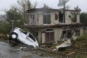۳۵ کشته و ۱۹ مفقود در اثر ابرطوفان «هاگیبیس»